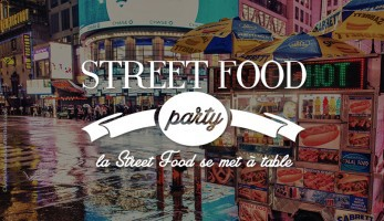 Street Food Party du 16/01 au 18/03 à Paris