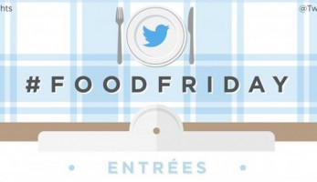 Twitter lance #FoodFriday