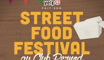 Yelp fait son Street Food Festival